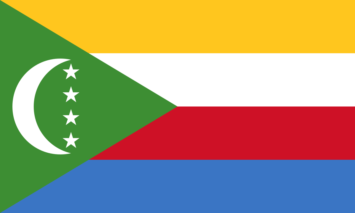 Travcour Comoros Visa Application