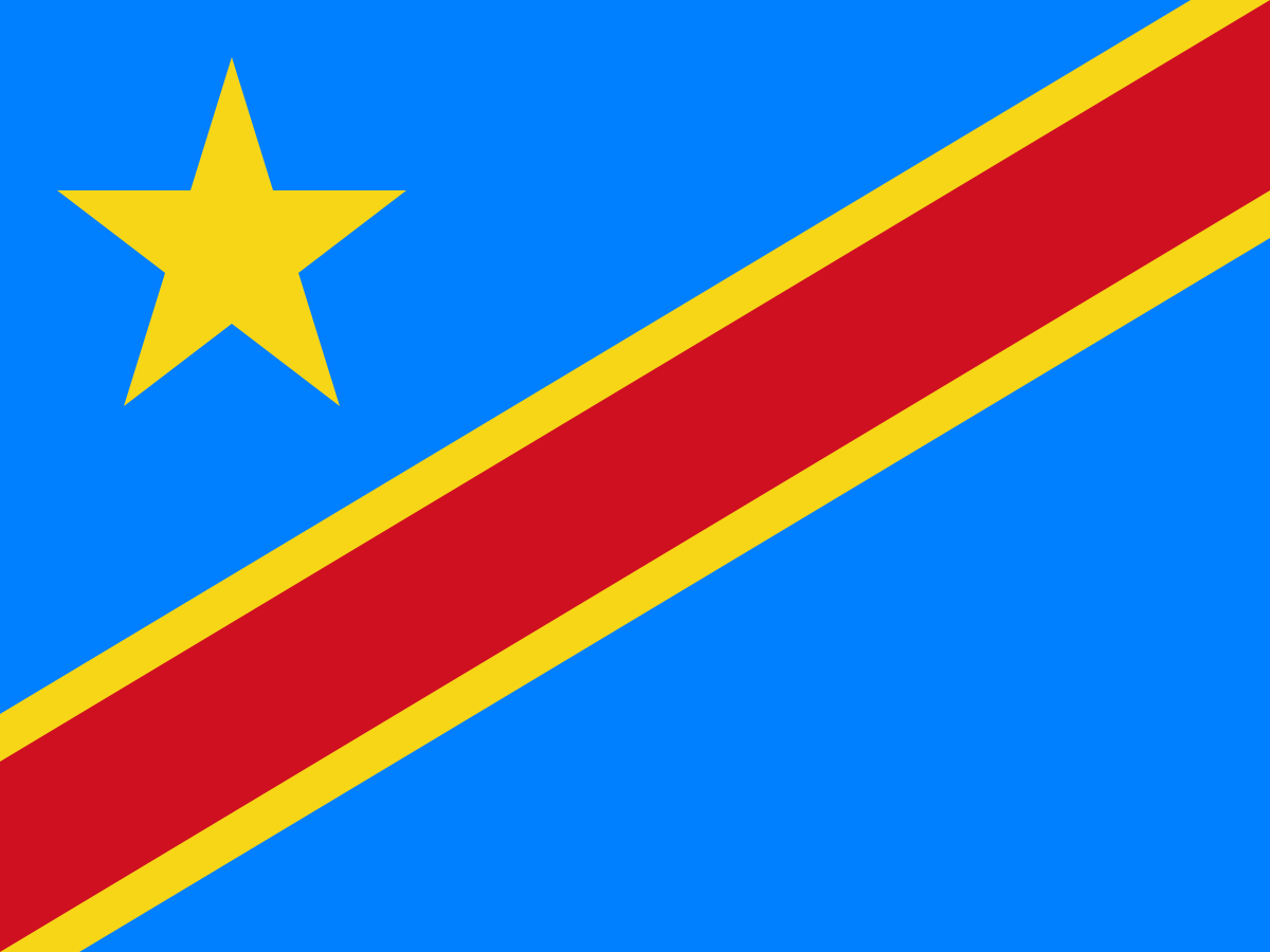 Travcour Congo Democratic Republic Visa Application