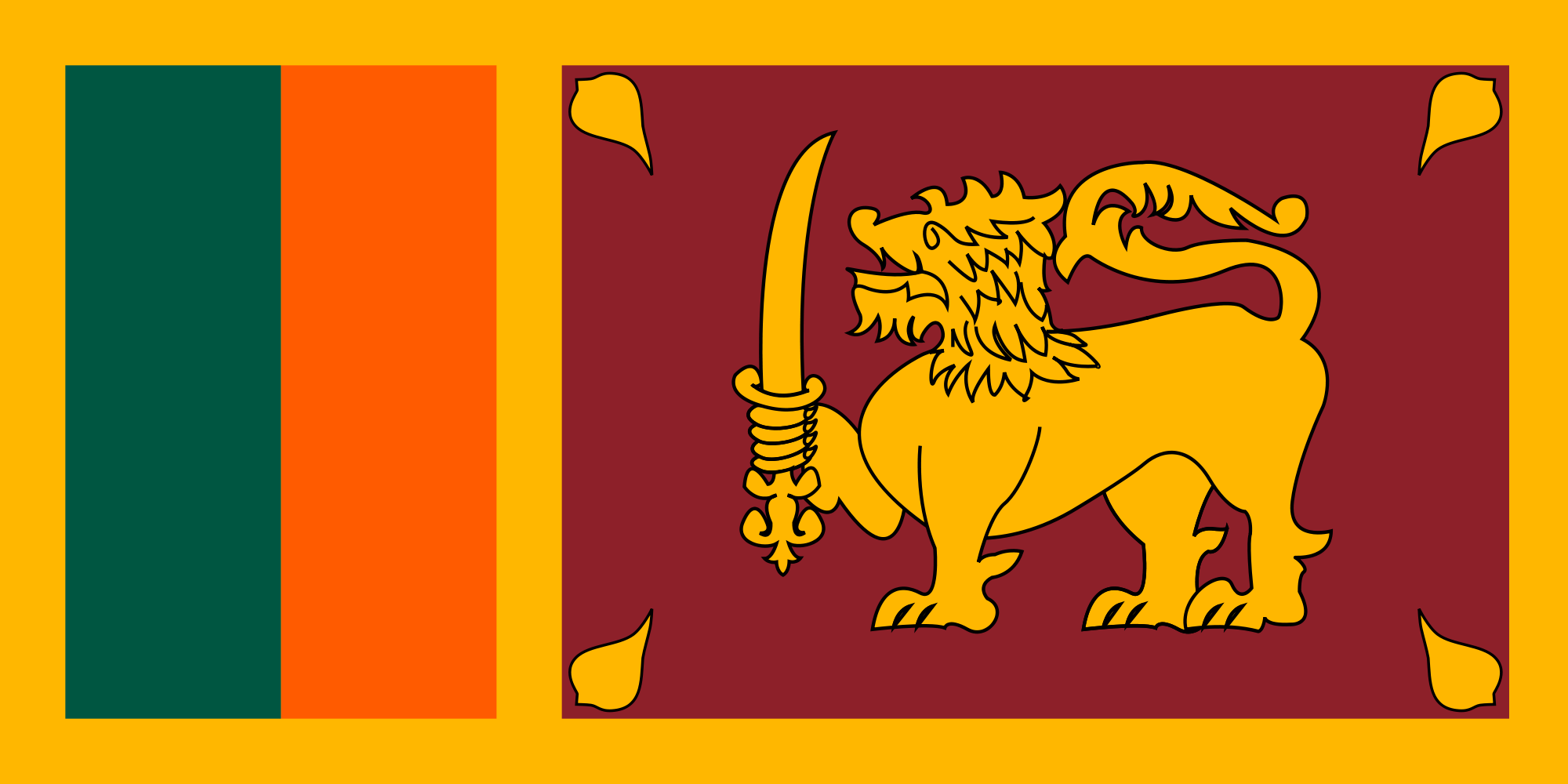 Travcour Sri Lanka Visa Application